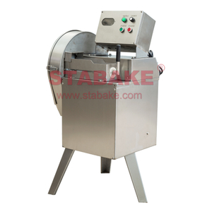 Fruit Vegetable Onion Slicer Machine for Onion Rings Cutting