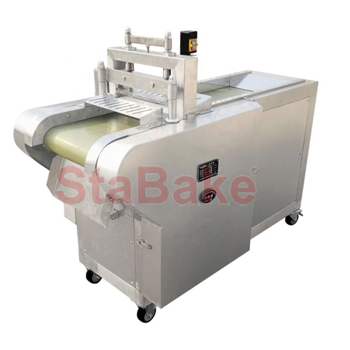 Dried Vegetable Cubes Cutting Machine Candied Fruit Dicer for Preserved Fruit