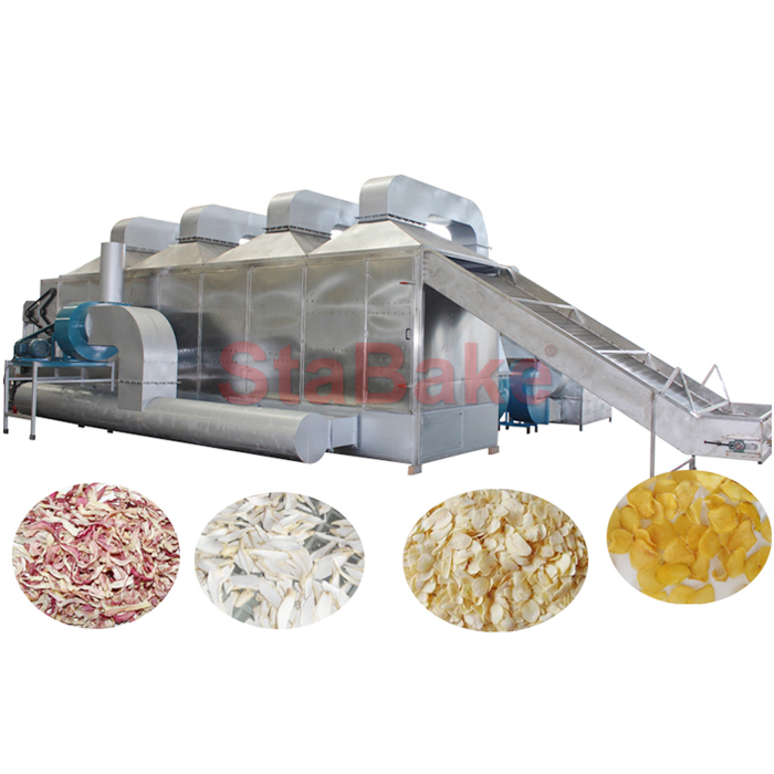 Purchase and maintenance of Fruit and Vegetable Drying Machine