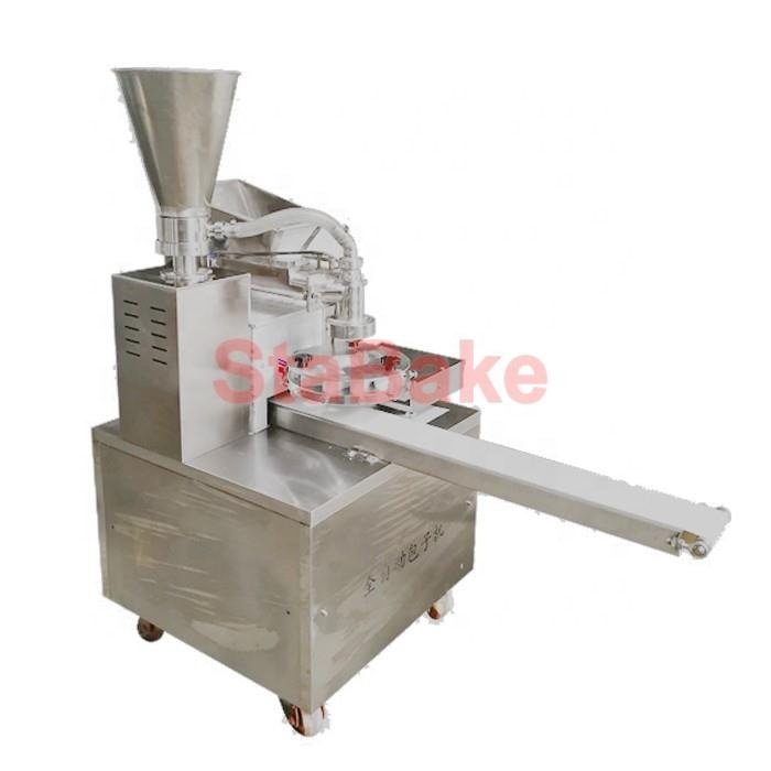 Automatic baozi machine for making momo steamed stuffed bun